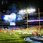 Pre Game at Grey Cup 2012