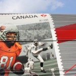 Grey Cup Train - BC Lions