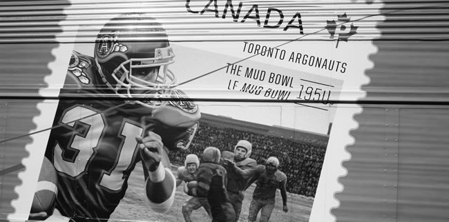 Grey Cup Mud Bowl